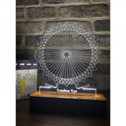 3D London Eye Lamp
