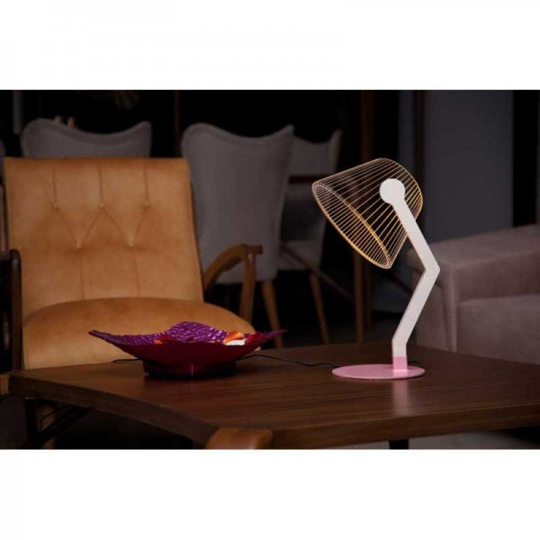 3D Pixr Design Table Lamp