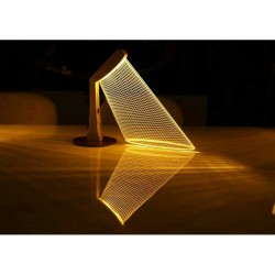 3D Street Table Lamp