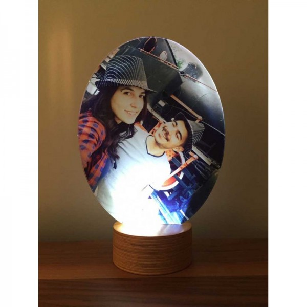 3D Personal Picture Lamp