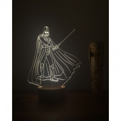 3D Darth Vader New Lamp