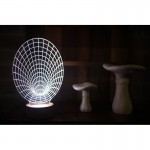 3D Spider Web Lamp