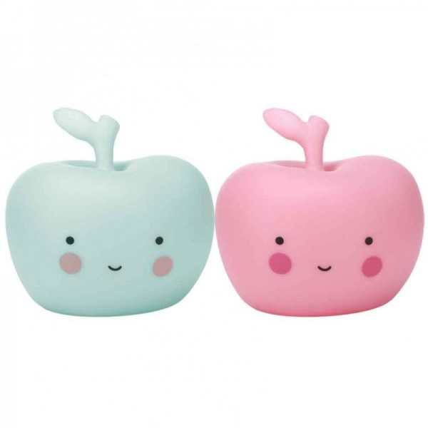 Baby Room Apple Lamp