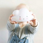 Baby Room Cloud Lamp