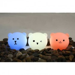 Baby Room Bear Lamp