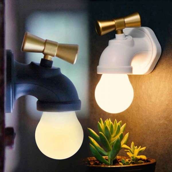 Decorative Tap LED Lamp