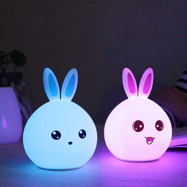 Baby Room Rabbit Night Lamp