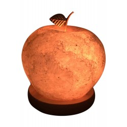 Apple Himayalan Salt Lamp