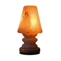 Lampshade Model Salt Lamp