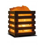 Himalayan Salt Box Lamp