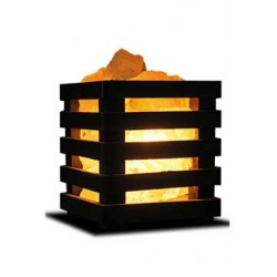Salt Box Lamp