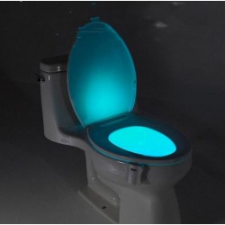 Bath-Closet Night Lamp